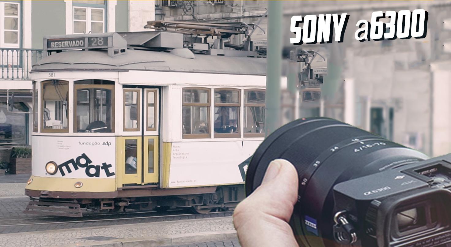 Sony A6300 editalo pro