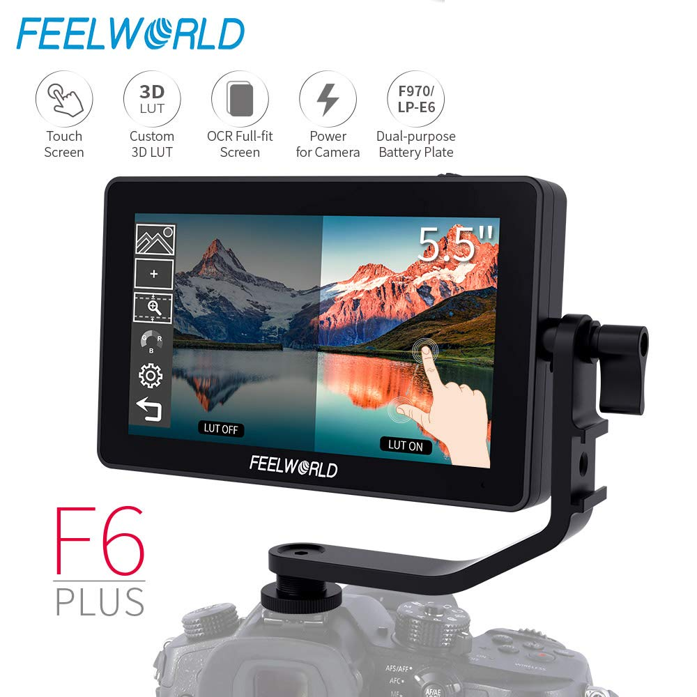 feelworld F6 Plus editalo pro