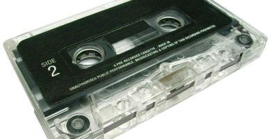 cassette de audio
