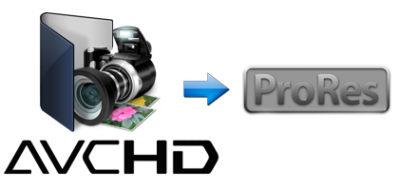 De AVCHD a ProRes Editalo pro