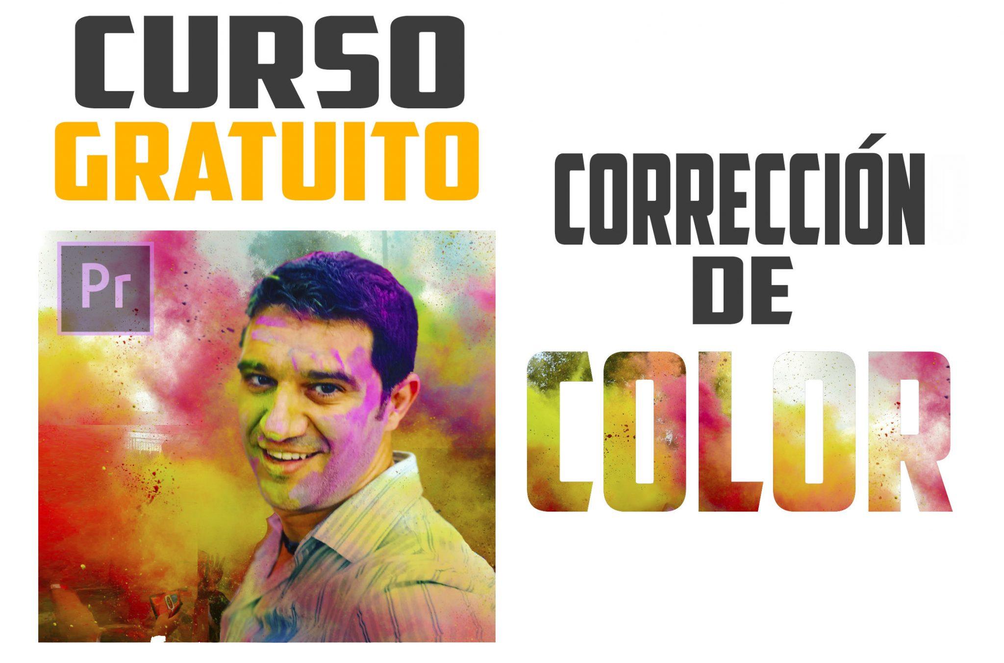 Curso gratuito corrección de color Editalo pro
