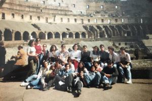 Viaje fin de curso Antonio Escudero
