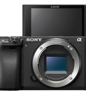 pantalla Sony A6400