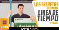 Vídeo Panel linea de tiempo parte 1 Editalo pro