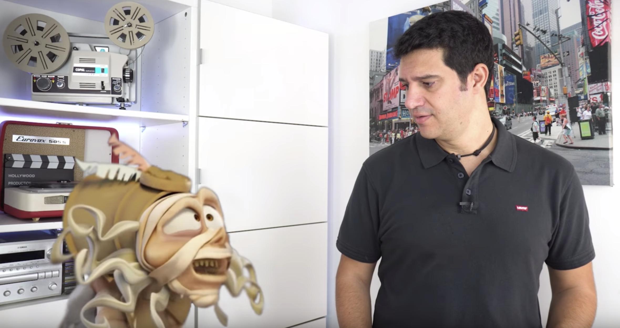 Antonio Escudero y Momia Editalo pro