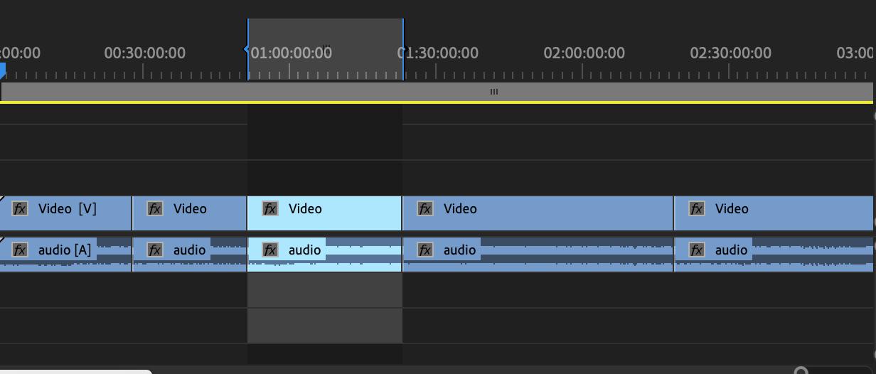 exportar clip en adobe premiere