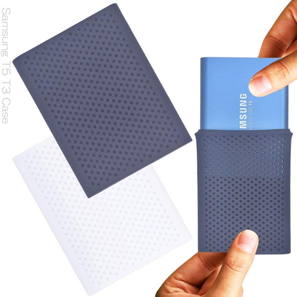Funda protectora Samsung T5