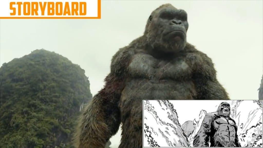 Vfx efectos visuales storyboard