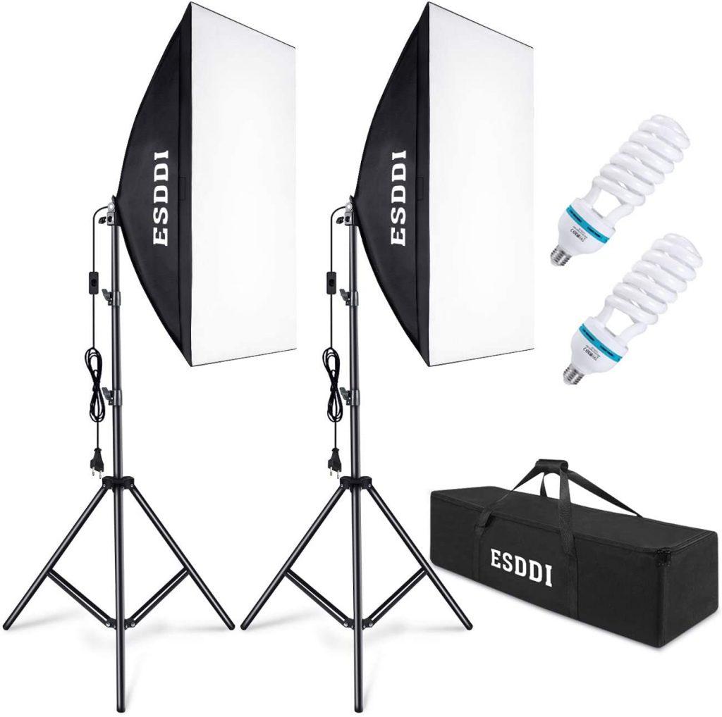 ESDDI Softbox Kit