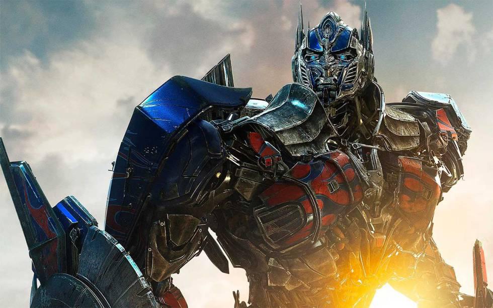 detalles realistas optimus prime