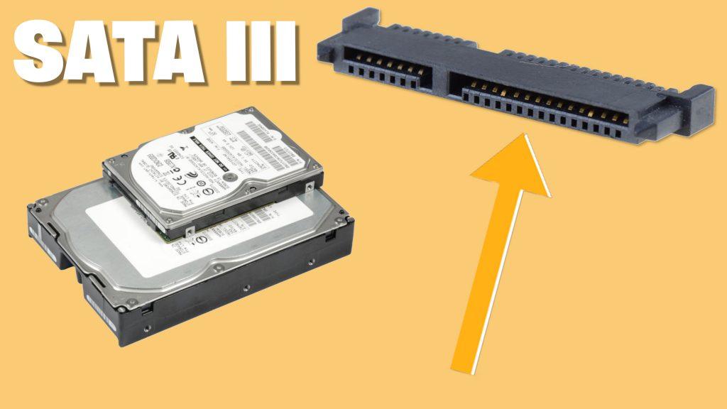 Conector Sata III- discos duros