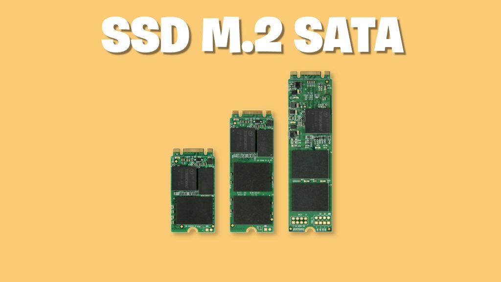 Tipos de SSD M.2 SATA