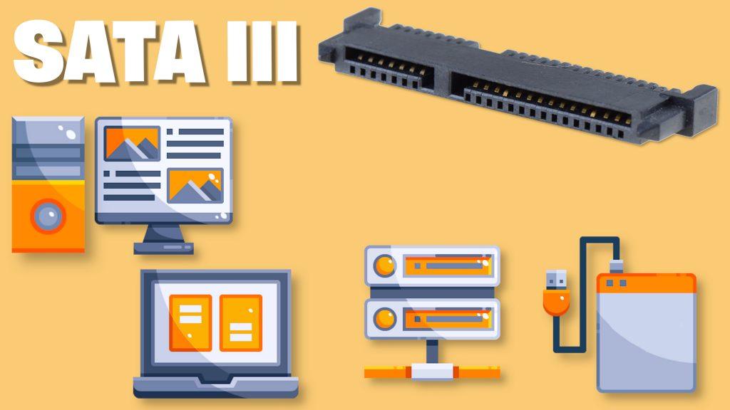 dispositivos con conexión sata III